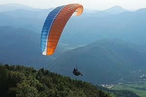 Ascent 4 UP paraglider