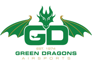 Green Dragons Airsports Logo