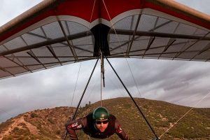 Wills wings hang gliders T3 with Green dragons shop